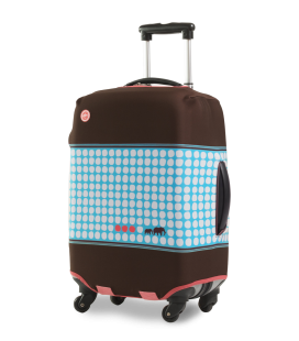 Suitcase cover