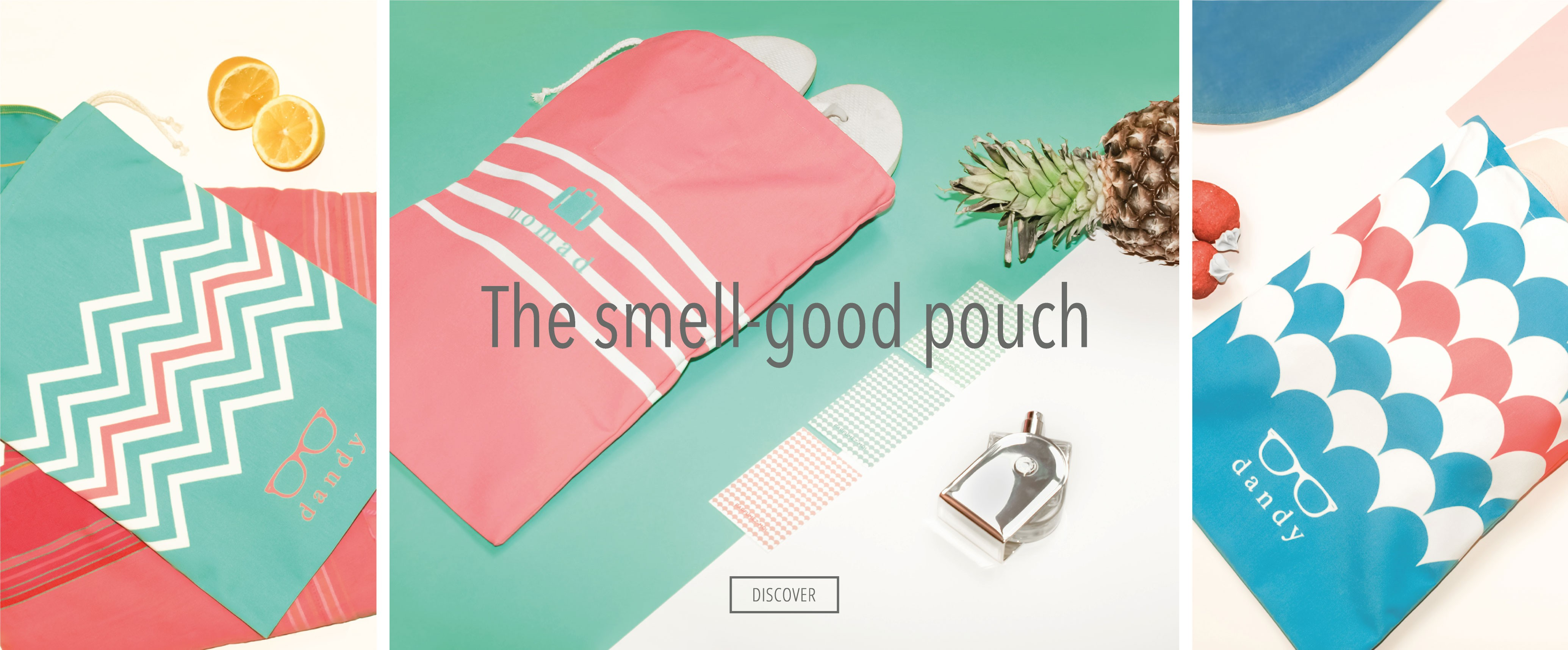 The smell good pouch