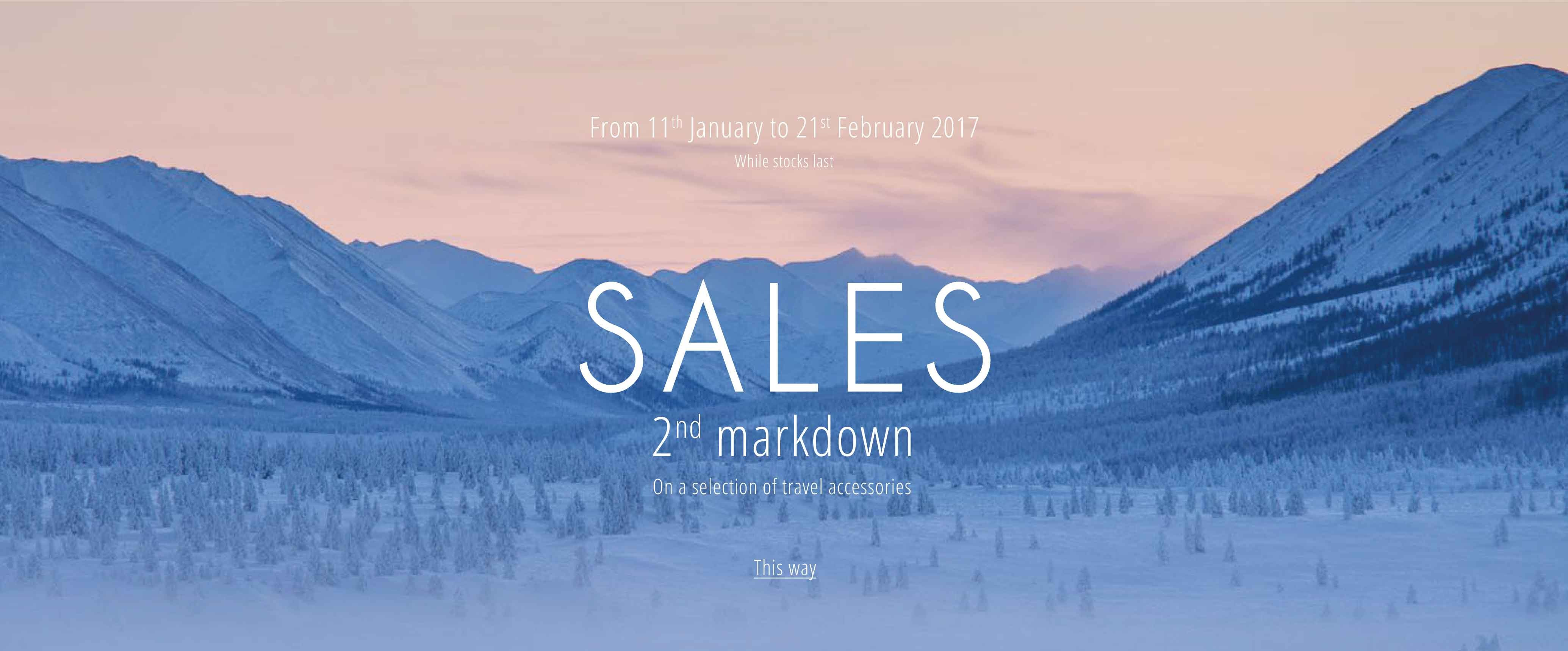 Winter Sales 2017